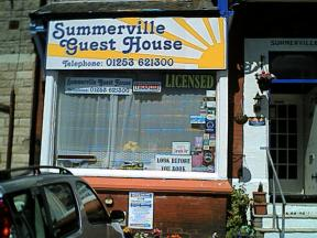 Summerville Guest House, Blackpool