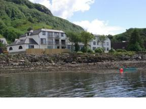 Hollytree Hotel, Seafood Restaurant  and Leisure Centre Fort William