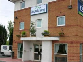 Metro Inn Newcastle Newcastle-upon-Tyne