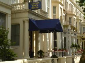 Earls Court Hotels London Accommodation From Britainexpress
