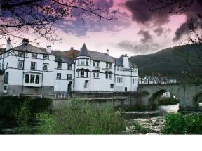 The Royal Hotel Llangollen