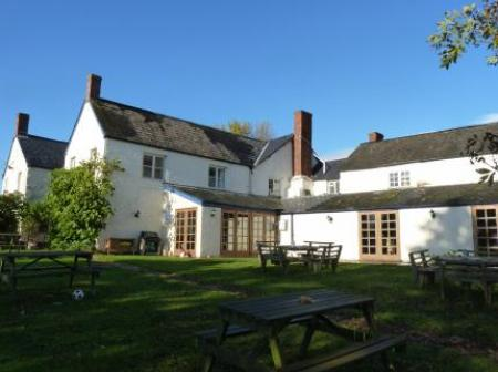 The Carew Arms, Crowcombe, Somerset