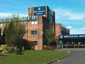 Britannia Hotel Newcastle Airport Ponteland