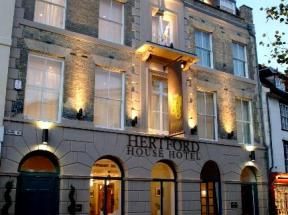 Hertford House Hotel Hertford