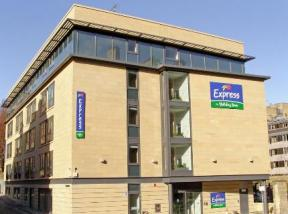 Holiday Inn Express Edinburgh - Royal Mile, Edinburgh