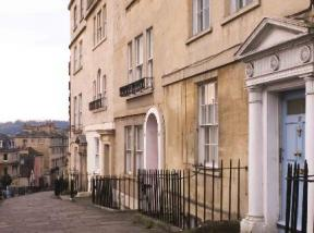 Bath Star Apartments, Bath