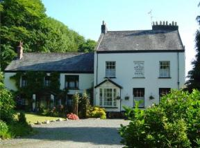 Score Valley Country House Hotel West Down