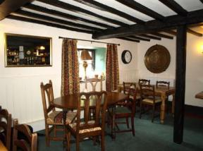 The Hawk and Buckle Inn, Llannefyd, Clwyd