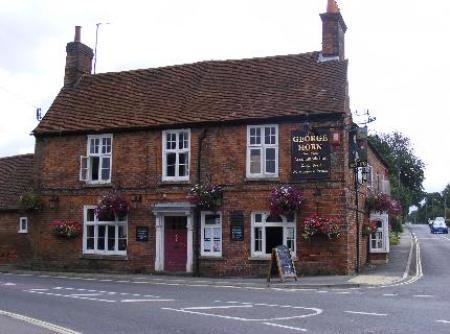George & Horn Inn Newbury