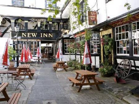 New Inn Hotel Gloucester