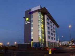 Holiday Inn Express Lincoln City Centre *NEW* Lincoln