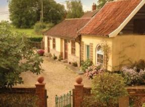 Pansthorne Bed & Breakfast, South Lopham