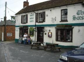 Three Horseshoes Newton Longville
