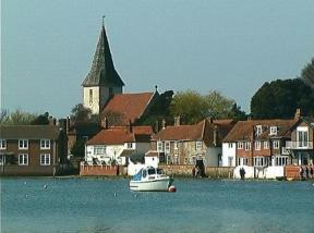 The Boathouse Bosham, Fishbourne, West Sussex