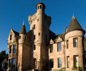 Broomhall Castle Stirling
