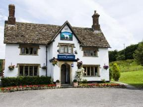 Historic small hotel in calne wiltshire the white horse inn for Small historic hotels