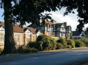 Alvaston Hall Hotel Worleston
