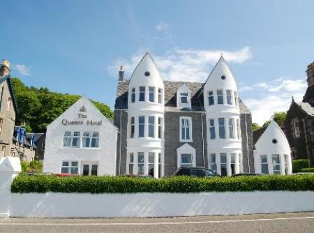 Best Western The Queens Hotel Oban