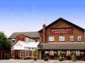 The Waverley Hotel Crewe