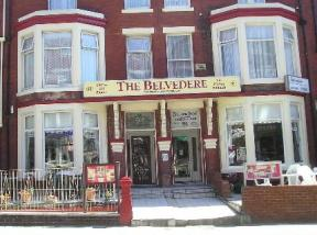 The Belvedere Hotel, Blackpool