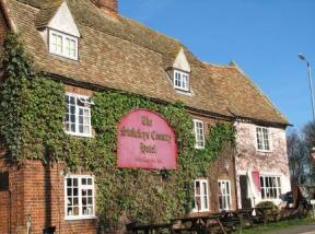 Historic small hotel in little stukeley bedfordshire the for Small historic hotels