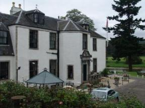 Country House Hotel In Banchory Grampian Banchory Lodge