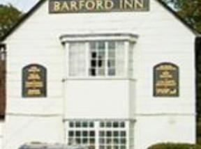 The Barford Inn Barford St Martin