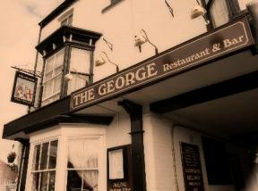 The George Quality Accommodation, Restuarant & Bar, Kirton-in-Lindsey, Lincolnshire
