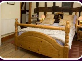 Cornerstones luxury bed and breakfast, Llangollen, Clwyd