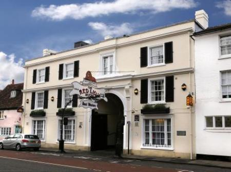 Best Western Red Lion Hotel Salisbury