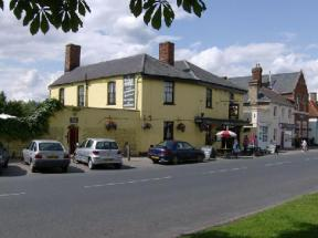 The Crown Inn Hotel, Long Melford