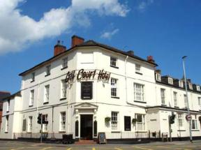 Grail Court hotel, Burton-on-Trent