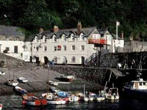 The Red Lion Hotel Clovelly