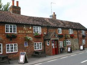 The Red Lion Drayton