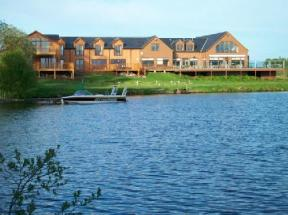 The Lodge on the Loch Aboyne