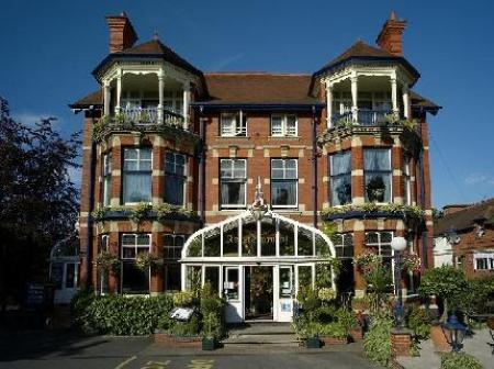 The Regency Hotel, Leicester
