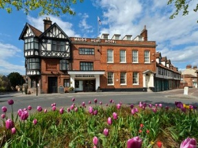 The Maids Head Hotel Fakenham