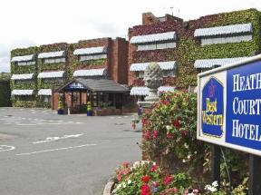 Best Western Heath Court Hotel Newmarket