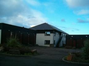 The Weigh Inn Motel Thurso
