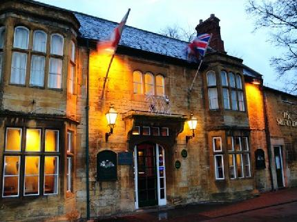 The Swan Inn, Moreton-in-Marsh, Gloucestershire