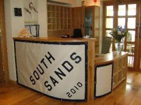 South Sands Boutique Hotel, Salcombe