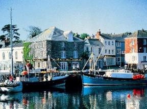 The Old Custom House, Padstow, Cornwall