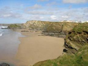 Porth Cove, Newquay, Cornwall