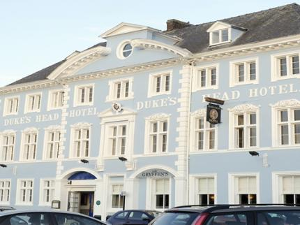 Dukes Head Hotel Kings Lynn Kings Lynn