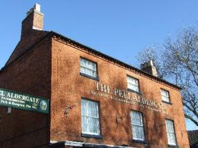 The Peel Aldergate, Tamworth, Staffordshire
