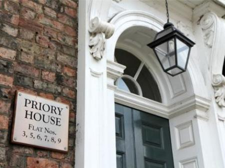 Priory House Apartment York