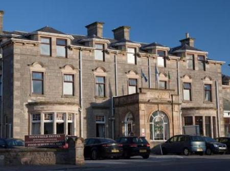 Stotfield Hotel Lossiemouth