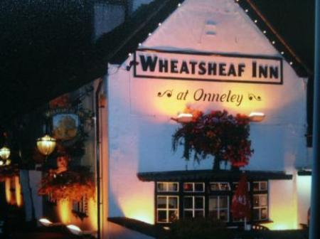 The Wheatsheaf Inn Onneley