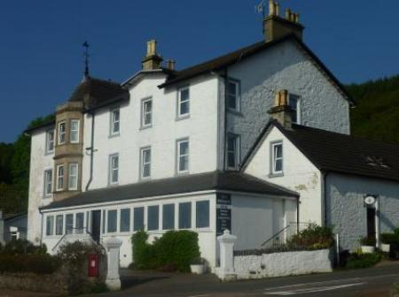 Historic small hotel in tighnabruaich strathclyde the for Small historic hotels