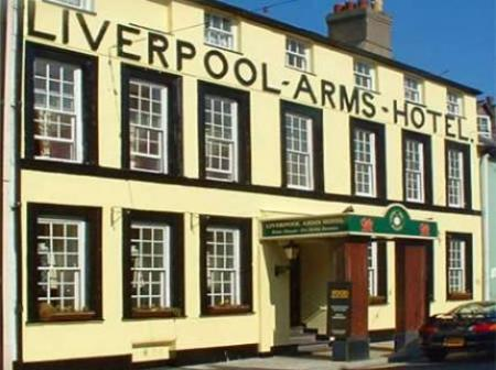The Liverpool Arms Hotel Beaumaris